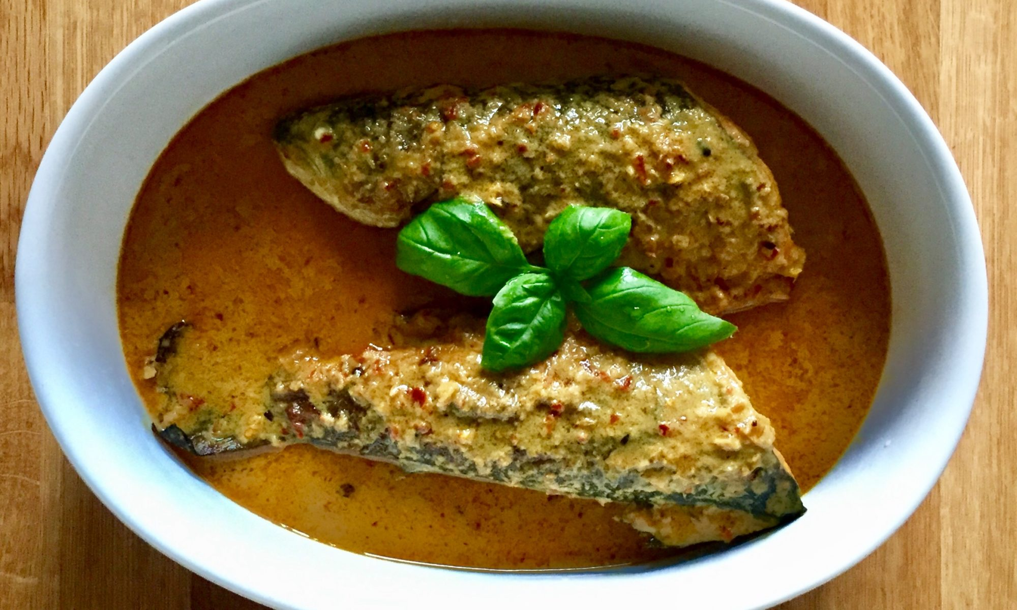 Assam Mackerel Curry Fish