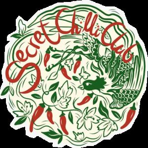 The Secret Chilli Club Logo