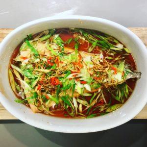 Secret Chilli Club online cooking class