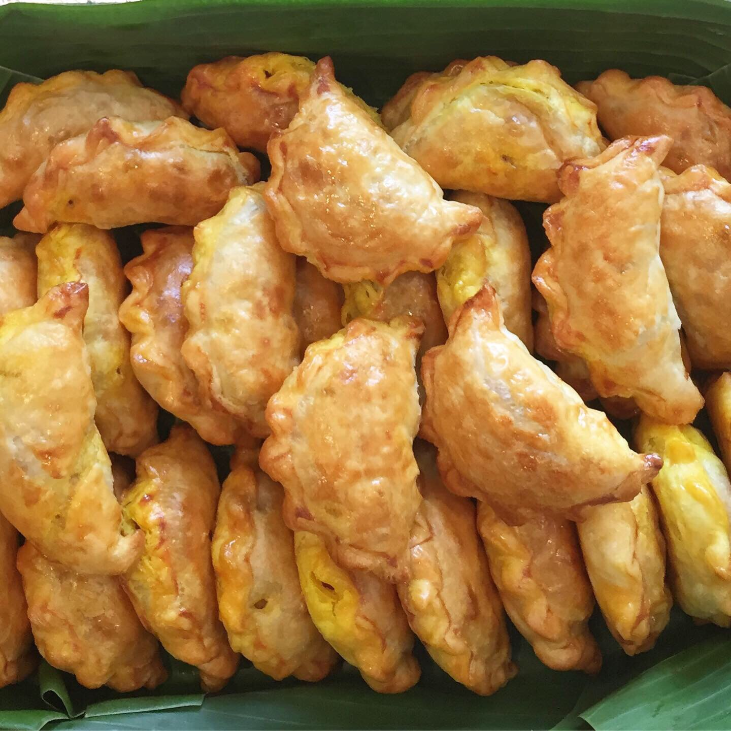 Modern Asian Cooking and Tasting Class_Curry Puffs