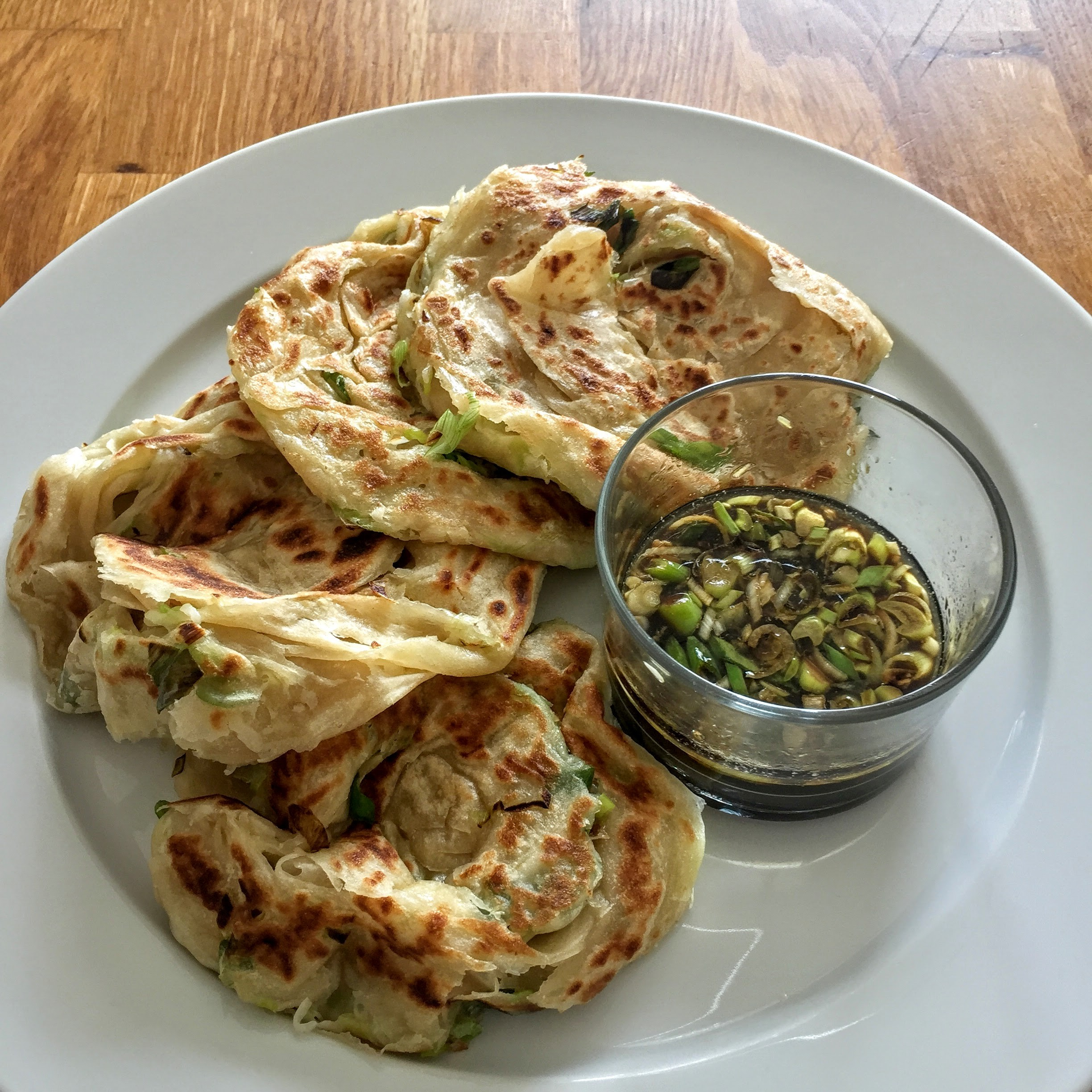 Secret Chilli Club Cooking and Tasting Class - Scallion Pancakes